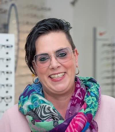 Alexandra Sarius, Augenoptiker Gesellin bei Okay Optic Nierstein