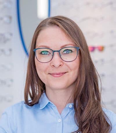 Franka Vogel, Augenoptiker Gesellin bei Okay Optic Nierstein